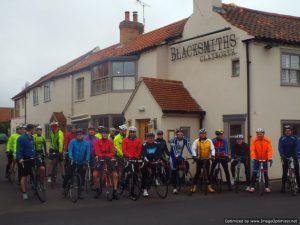 MechFS Charity Bike Ride
